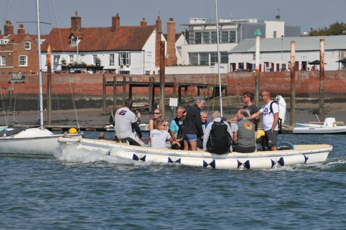 Less than a month to go to the start of Burnham Week